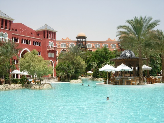 Hotel Grand Resort in Hurghada in Ägypten